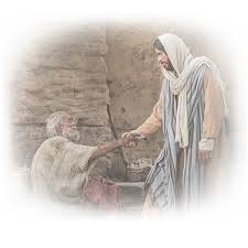 jesus cures
